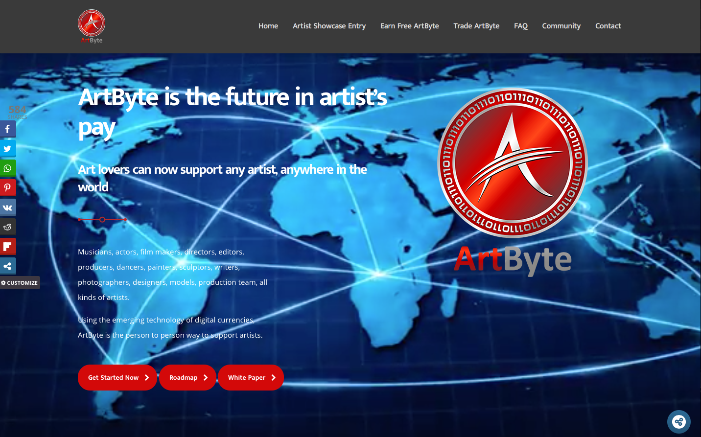 ArtByte Cryptocurrency
