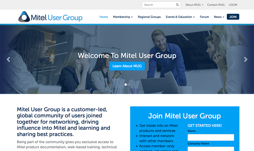Mitel Global User Group