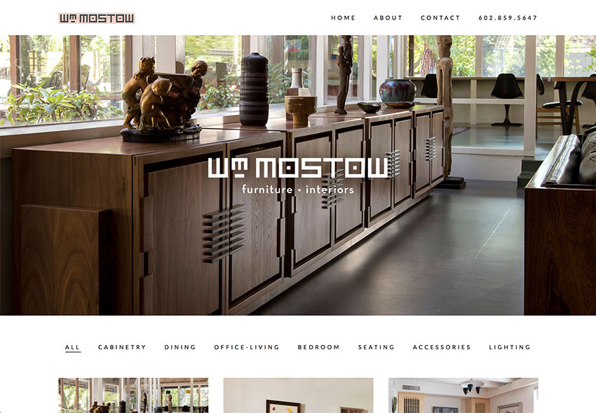 William Mostow Furniture