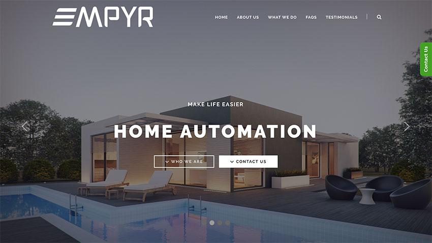 MPYR Home Automation & Solar
